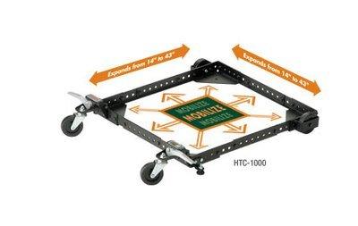 HTC PM1000 Universal Mobile Base 400 lb. Cap.   $67.99