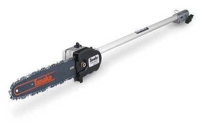 Tanaka TPS 210 Pole Saw Attachment For Brush Cutters