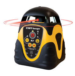 CST/berger ALH Detector Package Horizontal Rotary Laser
