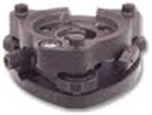 CST/berger 61-2501BLK Tribrach w/o Optical Plummet, Black