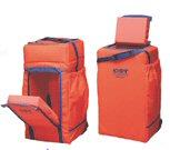 CST/berger 61-2546 Total Station Bag, Front Loading