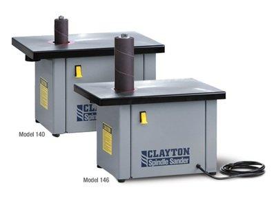 Clayton Model 146 Bench Top Spindle Sander