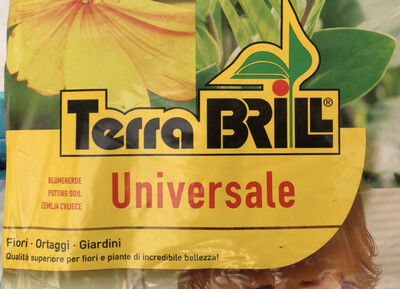 Terriccio Brill 45L