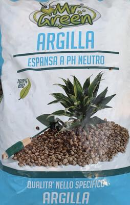 Argilla Espansa 10L