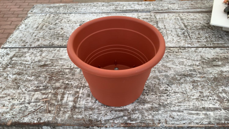 Vaso in Plastica Diametro 20