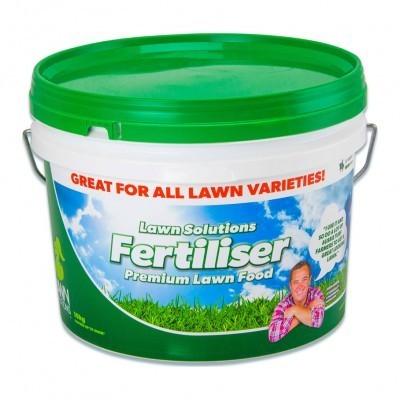 Lawn Solutions Australia Fertiliser 10kg