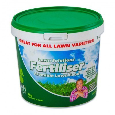 Lawn Solutions Australia Fertiliser 4kg