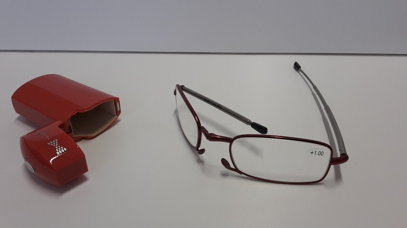 Occhiali da lettura pieghevoli amazon for Amazon occhiali da vista