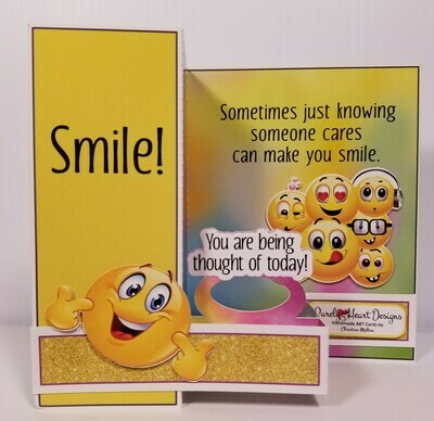 SMILE (We Care card)