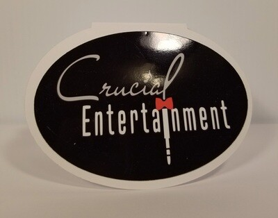CUSTOM Crucial Entertainment Thank You
