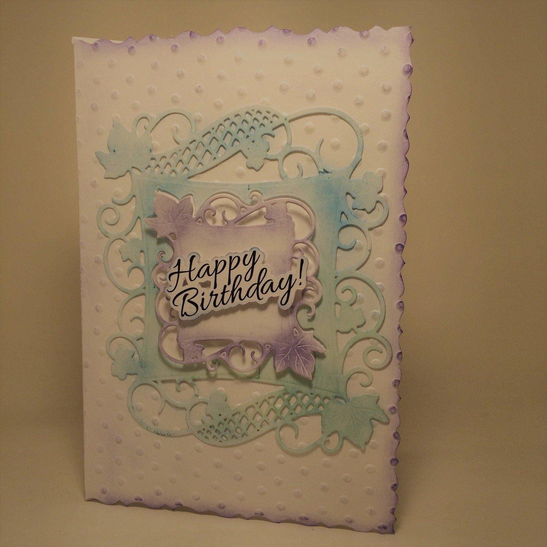 Birthday or Wedding card - you help create it.