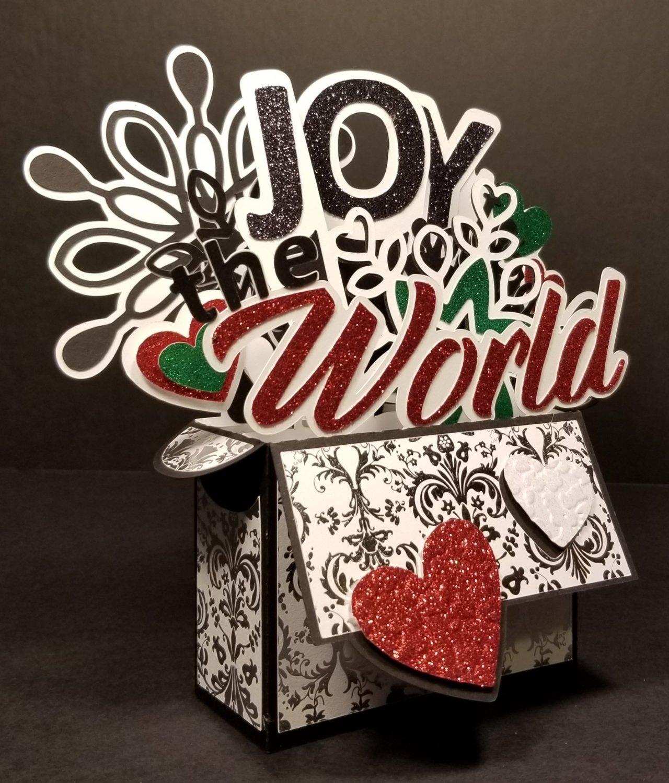Joy to the World BOX Card