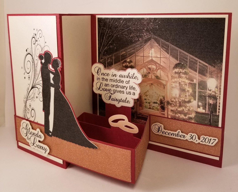 Custom Wedding Card