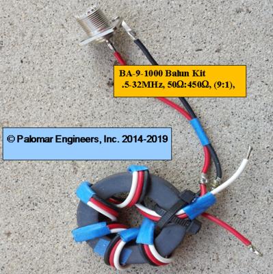 1072922503 - HF Impedance Transformer Kits