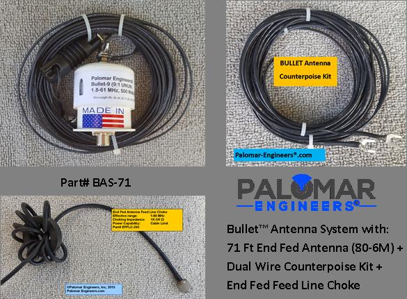 1220804581 - Bullet(TM) Baluns/Ununs