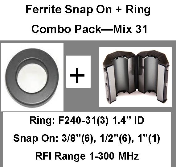 672806519 - Iron Powder Cores
