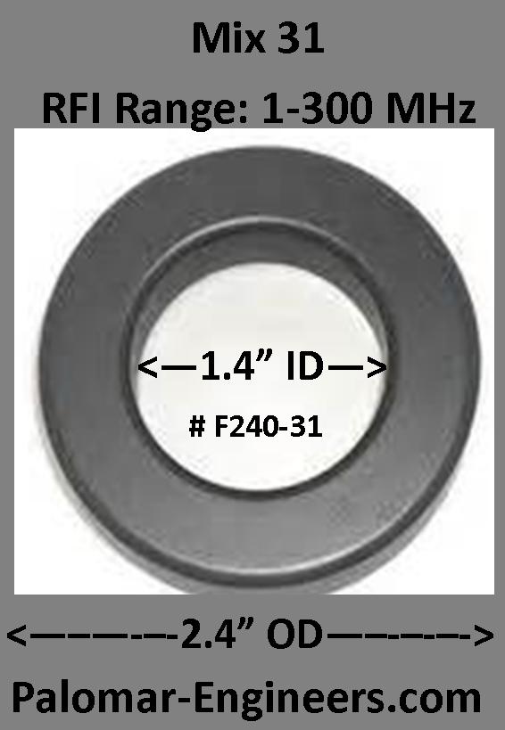 977476512 - Iron Powder Cores