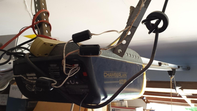 Garage Door Opener Rfi Kit