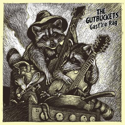 Gasfire Rag (vinyl + cd)