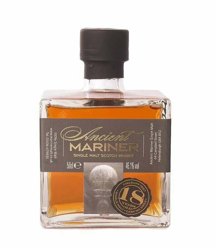 Ancient Mariner Macduff Single Cask Scotch Malt Whisky 50cl 46.1% ABV