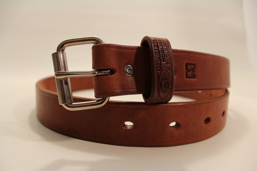 "1 1/2 "" Graber harness leather tool Belt"