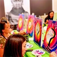 PRIVATE paint pARTy for Eliza- 5th July