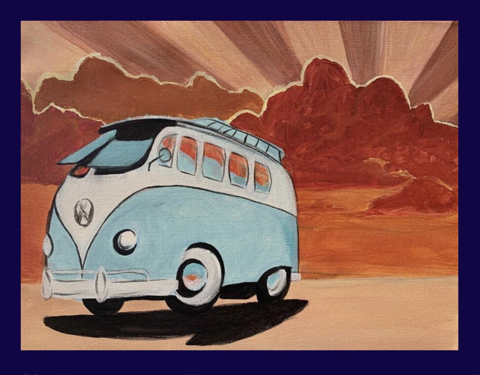 Paint pARTy at Salamander Hotel- Monday 27th July 6pm