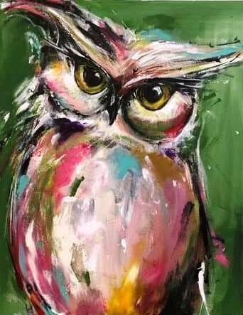 Paint pARTy at Sydney Junction- Tues. 11th August 6pm