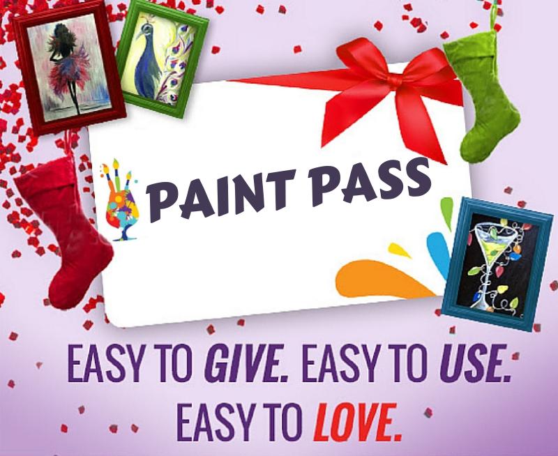 3 class Paint Pass
