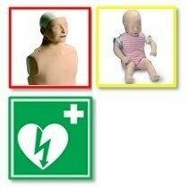 Blended AED CPR & Choking: Lock down special 2020