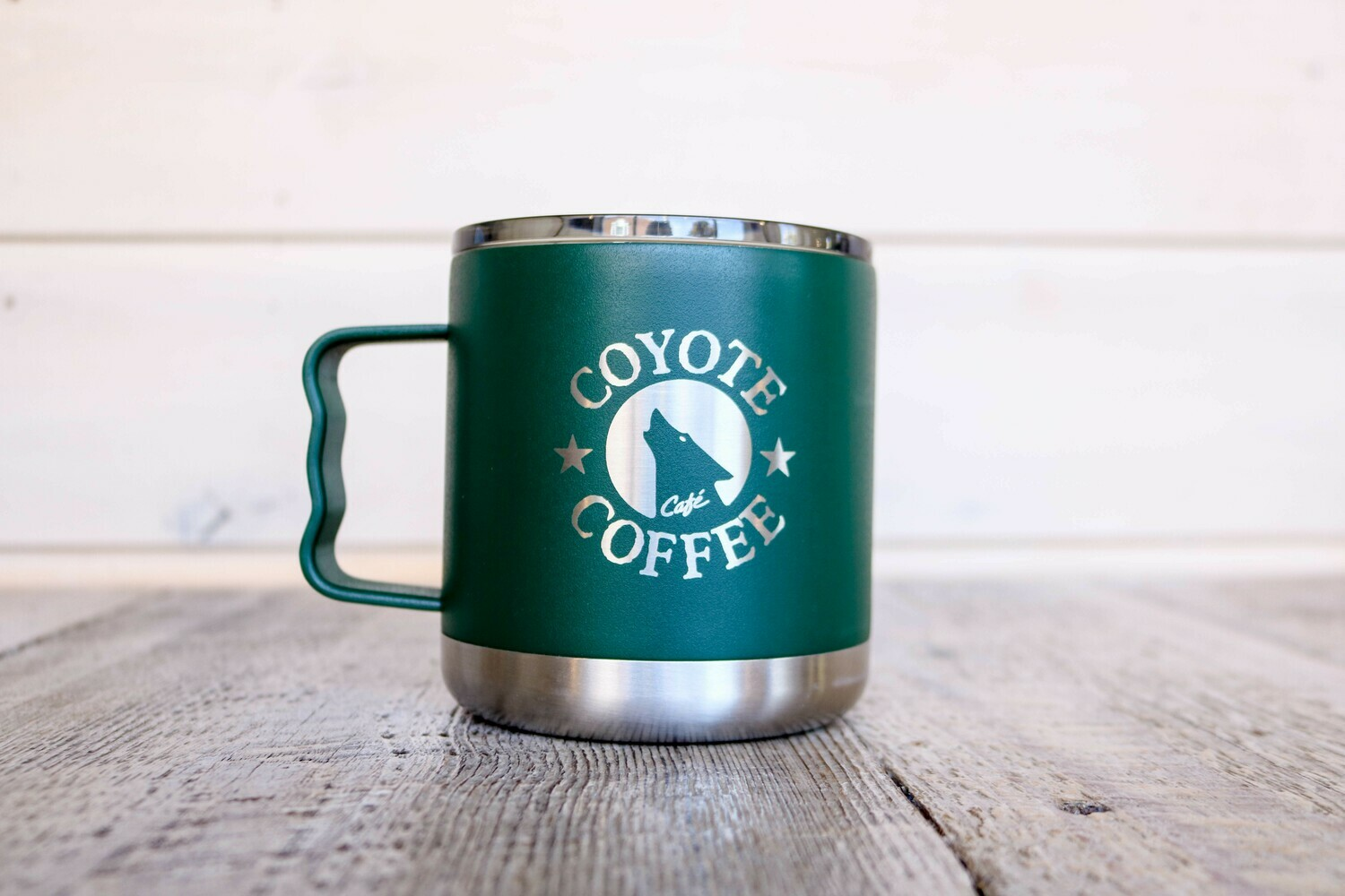 15 oz Forest Green