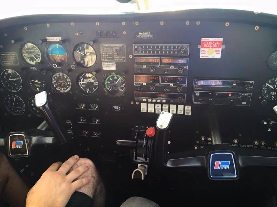 Volo panoramico/flight experience!