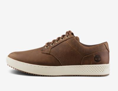 Timberland Yellow or Brown Aerocore Sneakers