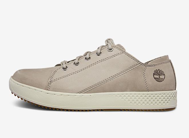 Beige Timberland Sneakers
