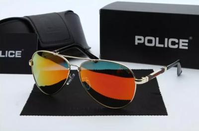Colored Lens Sunglasses