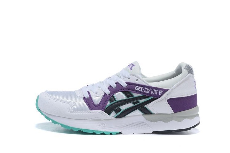 White Purple Black AGL V