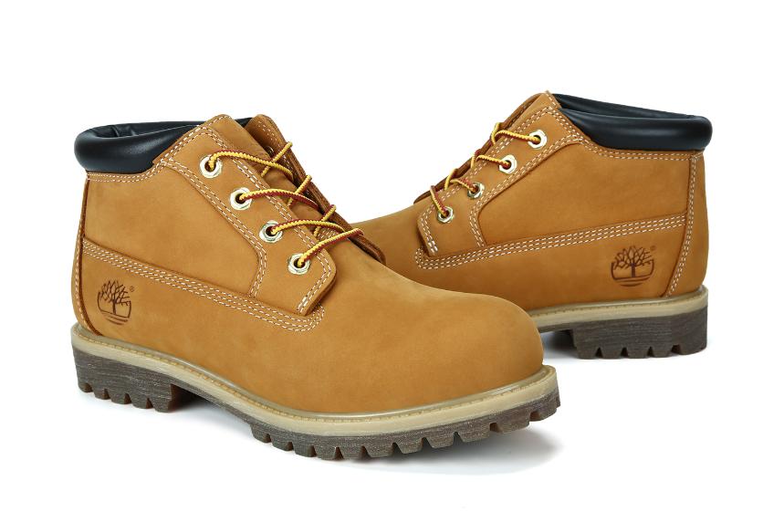 Light Brown Classic TMB Half Boot