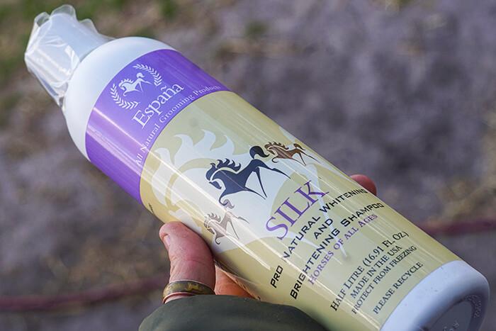 España Silk Whitening Brightening Shampoo1/2 Liter