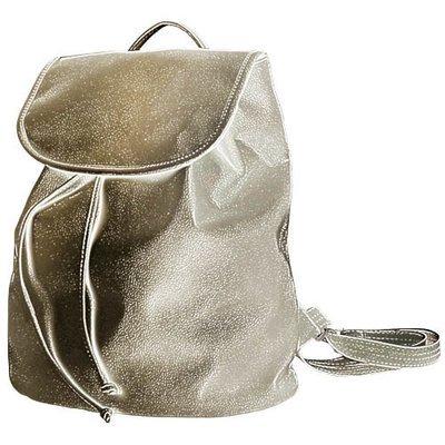 Рюкзак женский кожзам Mod MAXI, цвет золотой MMX1_ZZZ