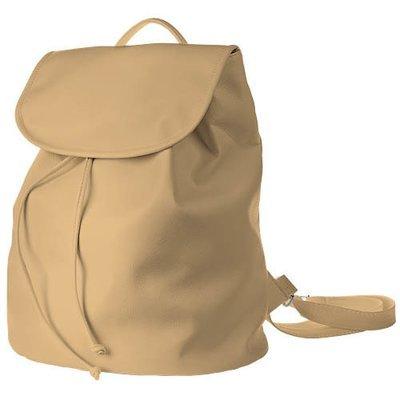 Рюкзак женский кожзам Mod MAXI, цвет ореховый MMX1_OR
