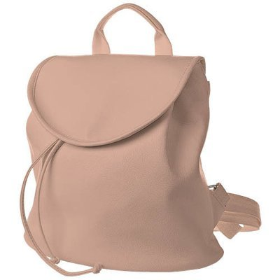 Рюкзак женский кожзам Mod MINI, цвет пудра MMN1_PUD