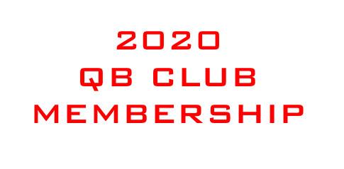 2020 QB Club Membership