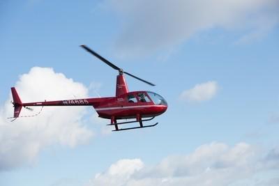 R44 Discovery Flight