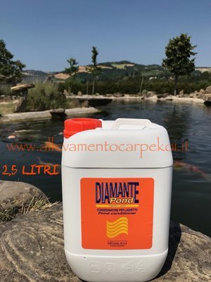 Biocondizionatore Èquo Diamante pond 2,5 l