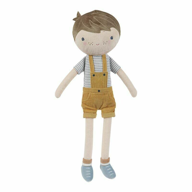 Puppe Jim