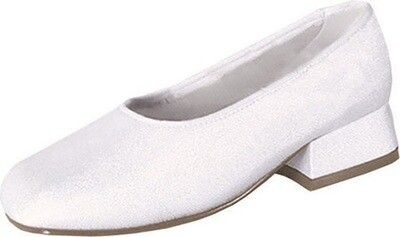 Childrens New Mary Dyeable Shoes without Strap
