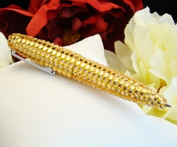 Crystal Gold Pen
