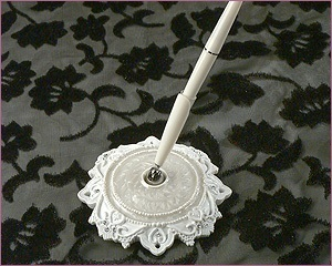 Victorian Lace  Pen Set