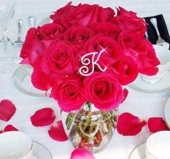 Bouquet Letters