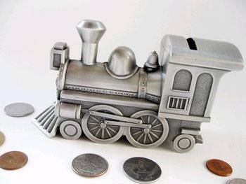 Ring Bearers Train Bank